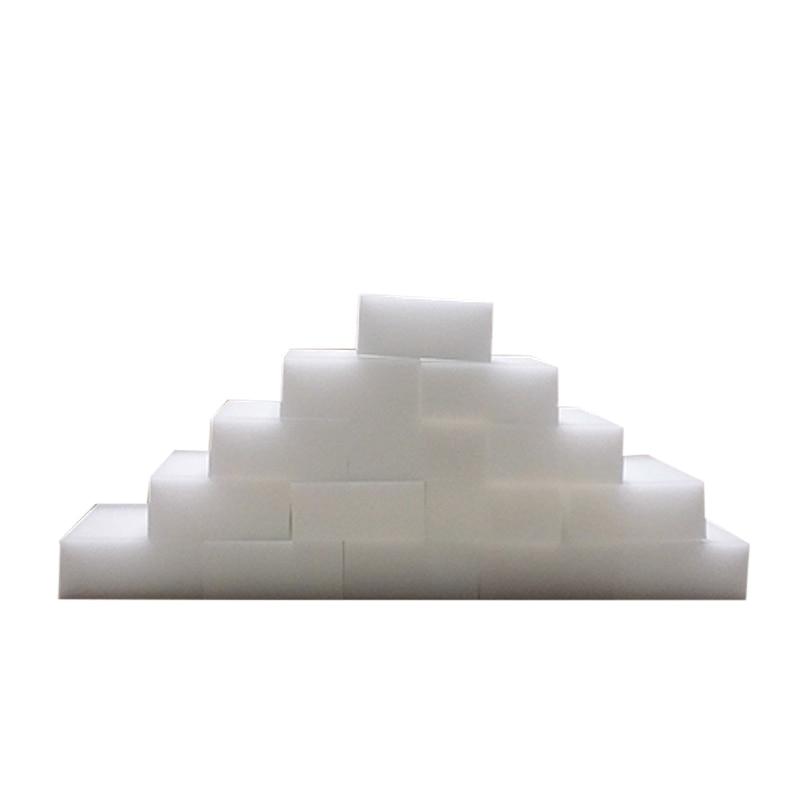 100 Uds esponja mágica de limpieza Multi-funcional de melamina Nano espuma limpiador esponja de limpieza para la Oficina Baño esponja de lavado