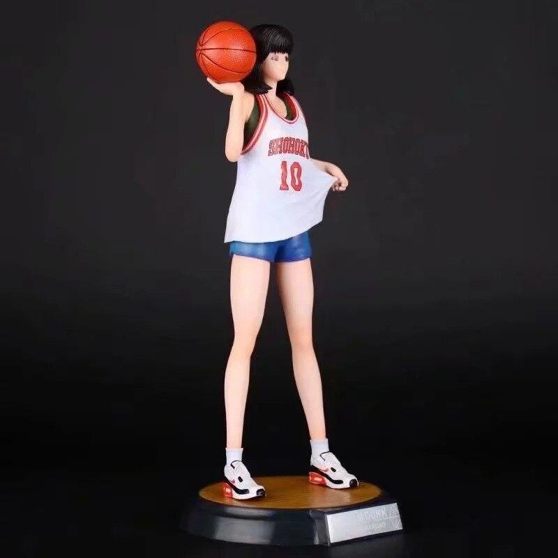 Figura de acción de PVC de Akagi haruko, modelo coleccionable de muñeca de juguete de 25cm