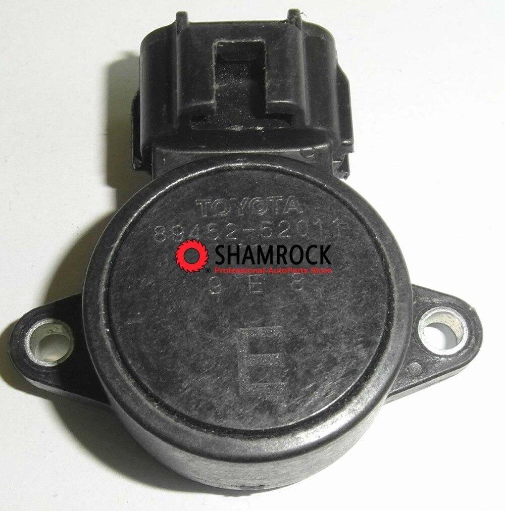 Sensor de posición de acelerador genuino TPS OEM 89452-52011 / 8945252011 se adapta a 1999-2005 Yaris 1,3 T3 / 1999-2002 VITZ / 1999-2005 PLATZ