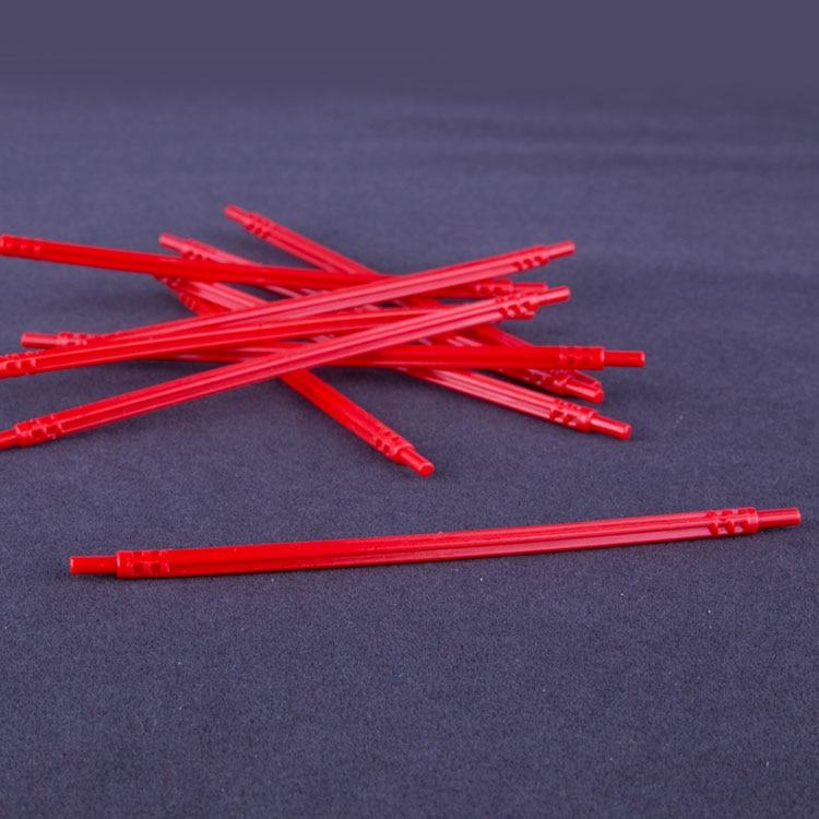 10 pçs/lote decool técnica eixo flexível 1x19 19 # compatível 32235 tijolos blocos de construção brinquedos peças técnica