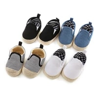 new fashion baby boys shoes baby cotton soft sole non slip toddler crib shoes kids infant first walker prewalker