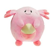 Nouveau 30cm Chansey en peluche dessin animé poupée jouet animal en peluche douce poupée jouet chaud mignon chansey en peluche poupée jouet pour enfants