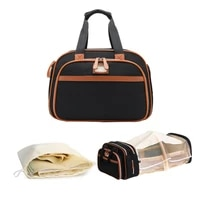 new mother bag bed portable detachable folding mother and baby bag leisure large capacity mother bag suitable for crib