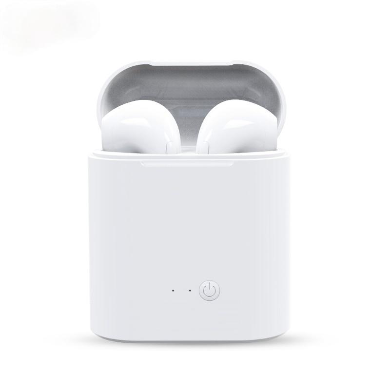 I7s tws fone de ouvido sem fio bluetooth fone de ouvido com microfone para o telefone iphone xiaomi samsung huawei lg