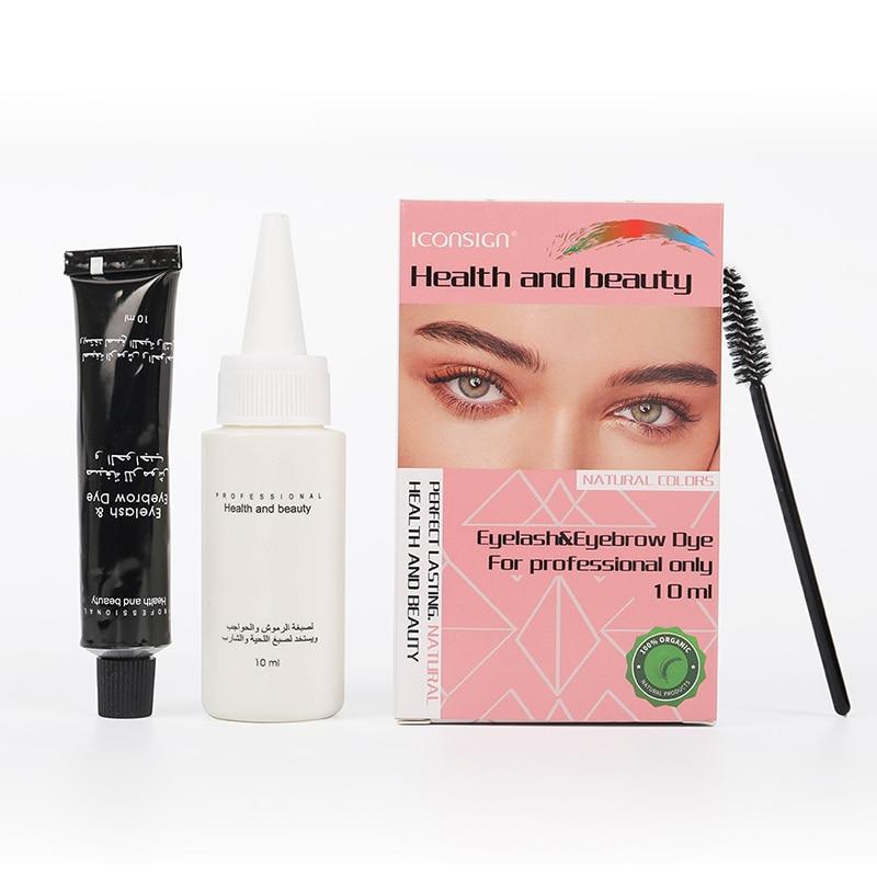 2021 New arrivial Eyelash/Eyebrow Dye Tint 15 mins Fast Perm Eyebrow&Eyelash Enhancers for Lash Lifting keep Long Lasting