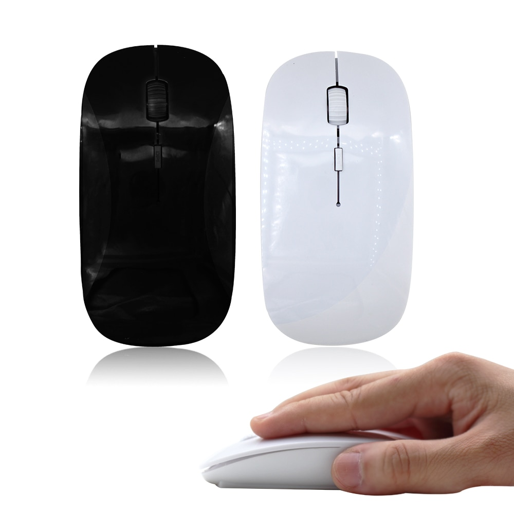 Wirelesss Mouse 1600 DPI USB Optical 2.4G Receiver Super Slim Laptop Accessories мышь For PC Laptop Gamer Wirelesss Mini Mause