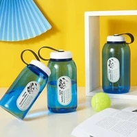 1000ml new creative gift plastic cup large capacity sports plastic water cup outdoor portable space cup