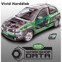 2020 Hot Auto motive Vivid Workshop data car Auto Repair Software Up To 2010 Vivid Workshop DATA 10.2 Free shipping