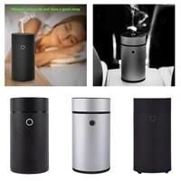 Diffuseur de voiture humidificateur aromatherapie diffuseur dhuile esthetique USB brume fraiche Mini Portable pour voiture maison bureau chambre