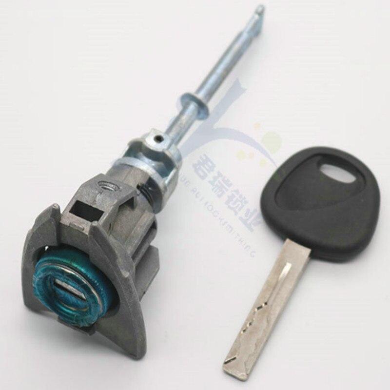 Cilindro de cerradura de puerta izquierda DAKATU OEM para coche delantero para Hyundai Sonata 8 cilindro de cerradura de puerta