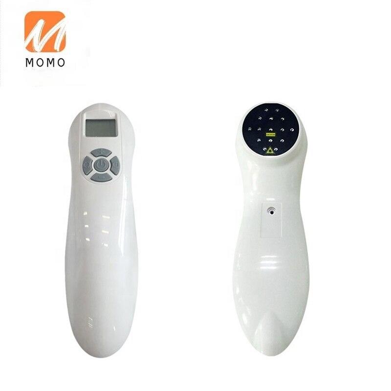الأجهزة الطبية اليد الباردة العلاج بالليزر ماكينة مساج للجسم للاستخدام المنزلي استخدام بسيط CE