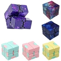 infinity cube mini toy finger edc anxiety stress relief cube blocks best gift for adult kids depression antistress funny toys