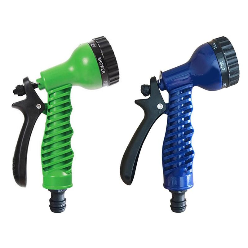 Portable Sprayers Water Gun Patterns Sprinkler Nozzles Watering Lawn Hose Car Cleaning Garden Sprinkle Tool