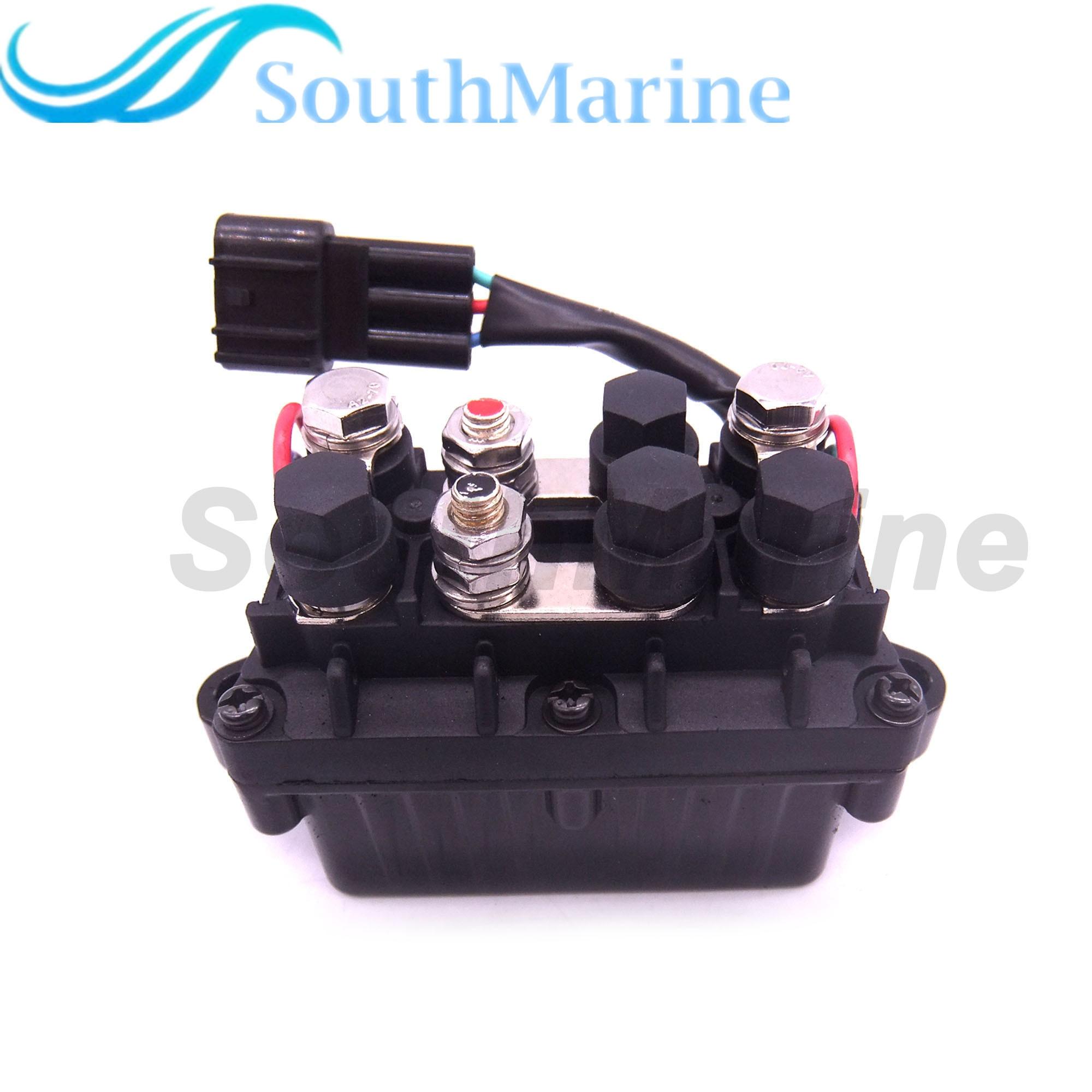 Engine6AW-81950-00 Relé Assy para Yamaha motor de popa 200HP 225HP 250HP 300HP 350HP