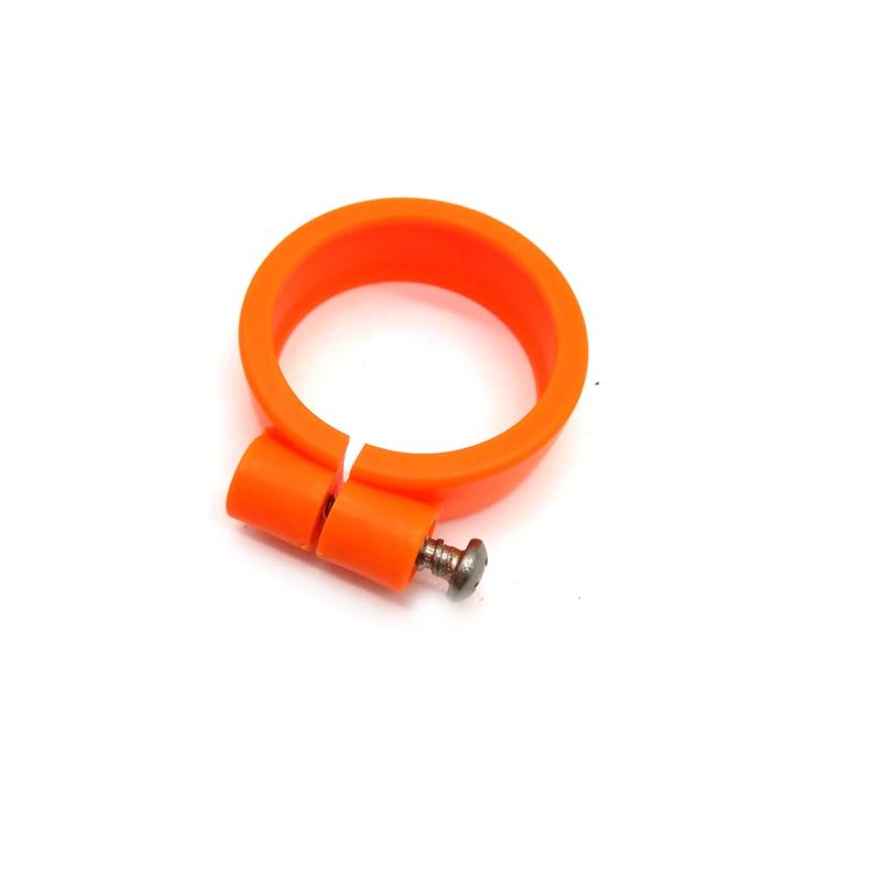 Clipe de anel para suporte de lâmpada 3/4 polegada tubo de ganso