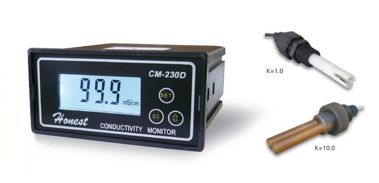 CM-230D الموصلية طويلة المدى جدا 0-20ms
