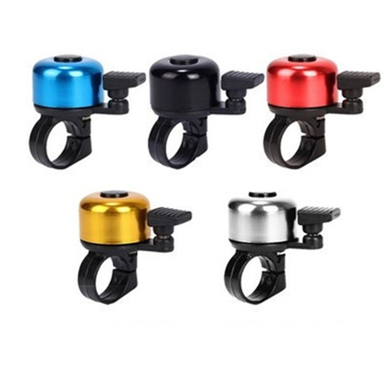 Bicycle Bell Alloy Mountain Road Bike Horn Sound Alarm For Safety Cycling Handlebar Metal Ring Bicycle Call Bike Accessories недорого