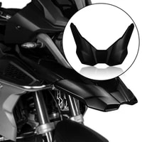 for bmw r1250gs motorcycle front wheel upper cover hugger fender beak nose cone extension r 1250 gs 19 21 r1200gs lc 2017 2021