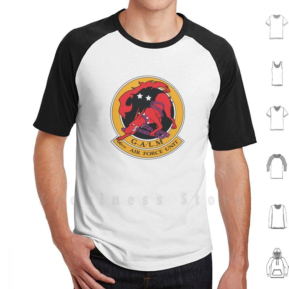 Camiseta con estampado del equipo Ace Combat Galm para hombre, camiseta fresca...