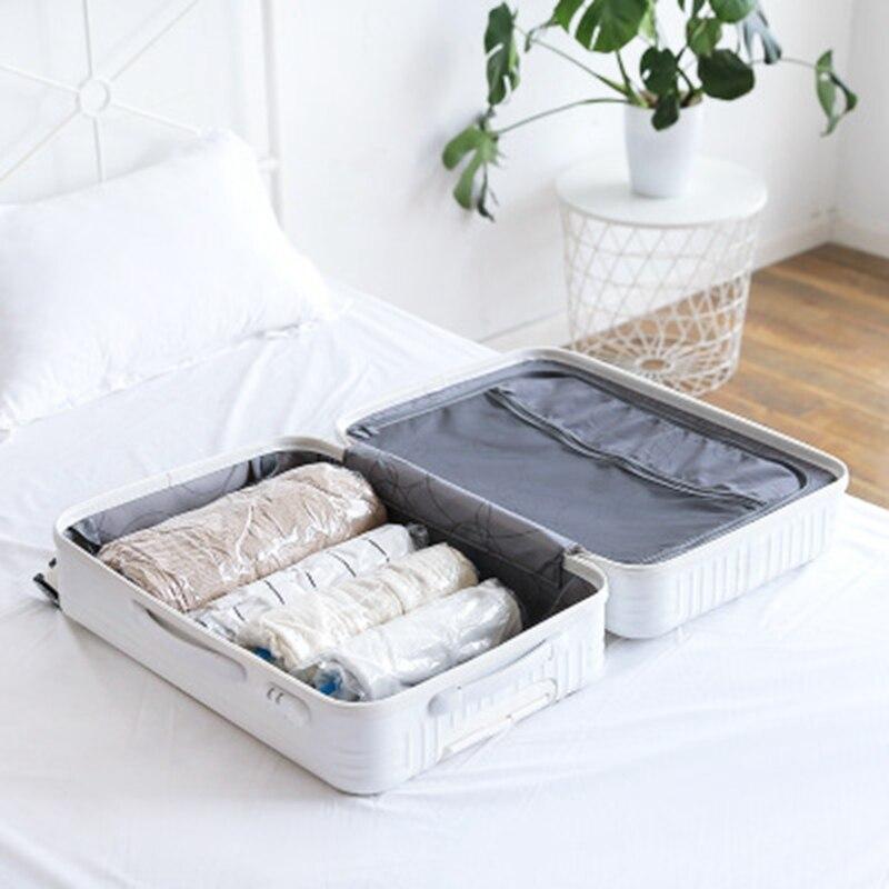 10Pcs Clothes Organizer Vacuum Bag Home Storage Products Compression Clothing Organizer Travel Storage Bag