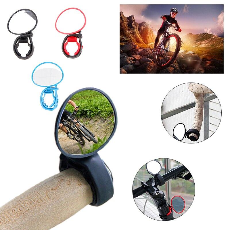 Rétroviseur de vélo de montagne, rétroviseur de sécurité, accessoire de cyclisme