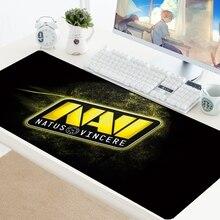 Navi tapis de souris Gaming PC tapis de souris Gamer tapis ordinateur bureau Padmouse clavier grand XL tapis de jeu tapis de souris pas cher bord verrouillé tapis