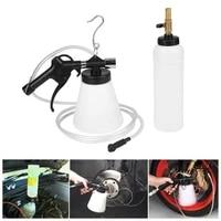 high efficiency pneumatic brake fluid bleeder car brake fluid bleeding oil pump machine brake oil replacement tool kit