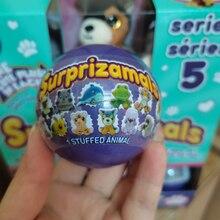 1-2 pièces flambant neuf Surprizamal Surprise Ball Series1,2,3,4,5 Mini Rare mignon en peluche peluche jouet noël nouvel an cadeau pour enfant
