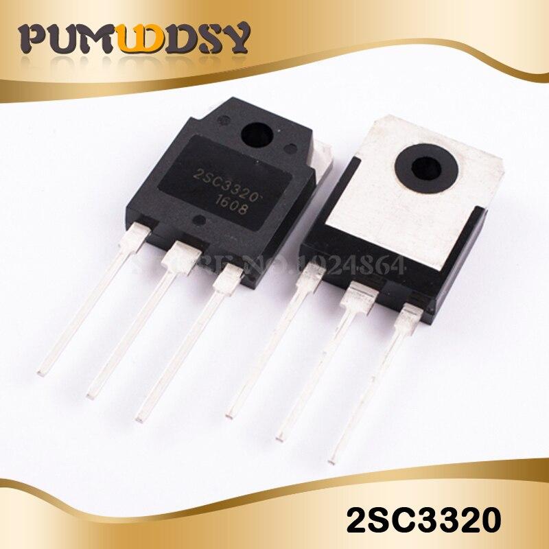10 piezas 2SC3320 C3320 TO-3P a-247 Transistor nuevo original envío gratis IC