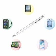 LESHP 2 in1 stylet à écran tactile capacitif et stylo à bille pour iPad 2 3 pour iPhone 4 4S en gros