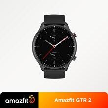 Amazfit-reloj inteligente GTR 2, accesorio de pulsera deportivo resistente al agua hasta 5atm, con control del sueño y control del sueño, batería de 14 días de duración, Pantalla AMOLED, Alexa