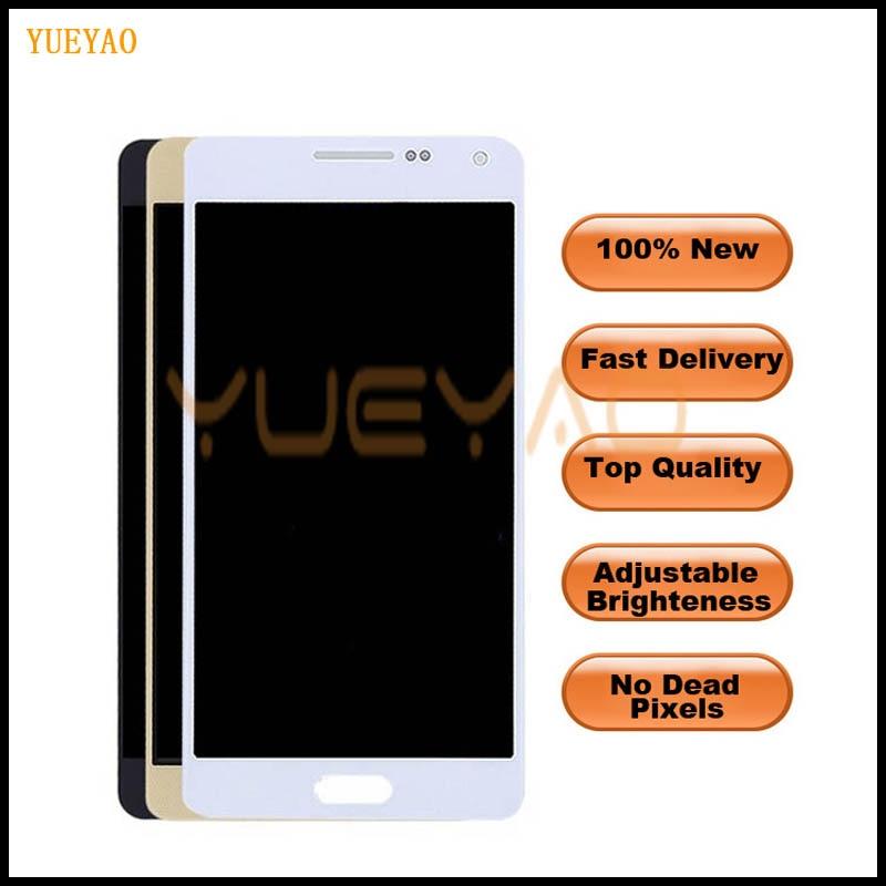 Nueva calidad de Probado AAA para Samsung Galaxy A5 2015 A500 A500F A500M reemplazo de pantalla LCD + MONTAJE DE digitalizador con pantalla táctil