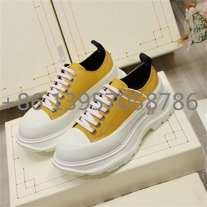 Platform Wedges Women Casual Shoes Low Heels Low Top Lace Up Women Loafers Runway Zapatos De Mujer Platform Women Casual Shoes