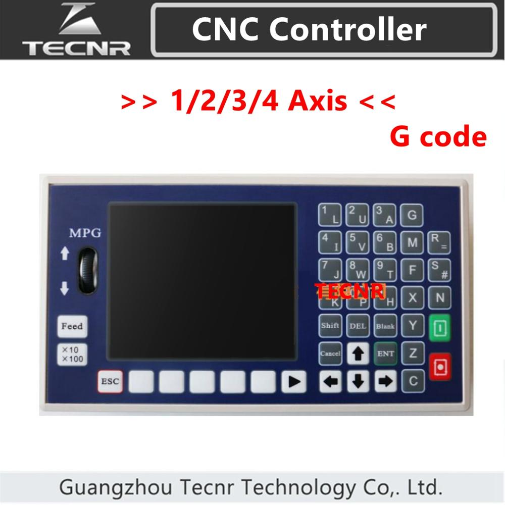 G-Code controller TC55H 1 2 3 4 axis USB Stick CNC ، لوحة تحكم المغزل ، MPG ، قائمة بذاتها لآلة الطحن