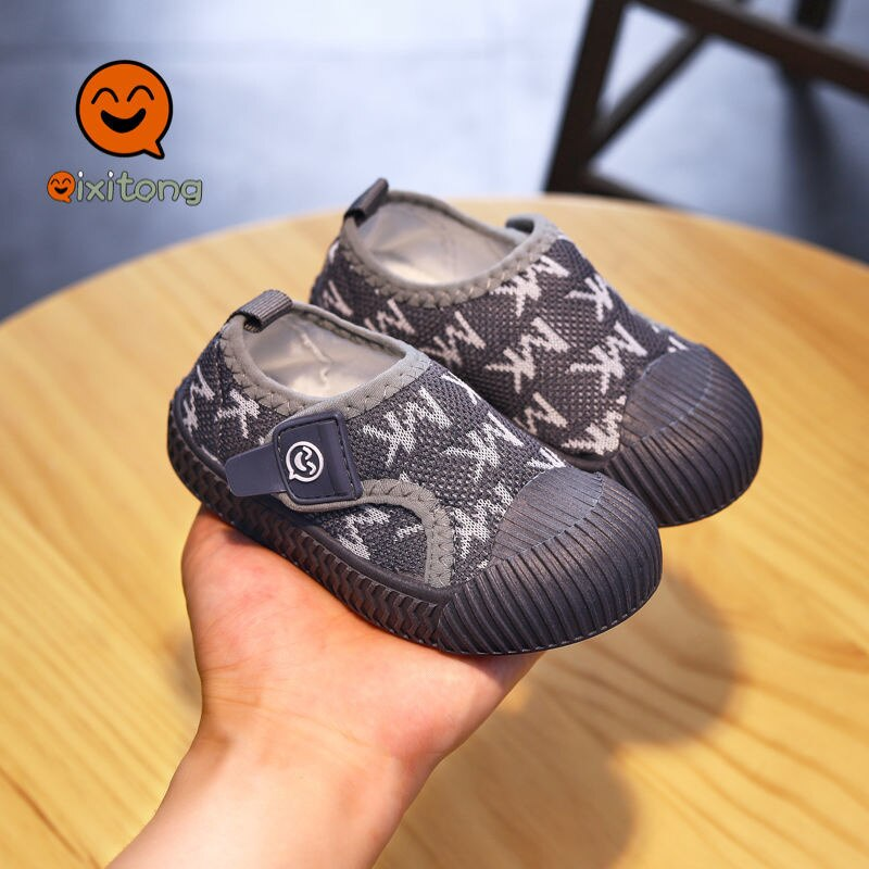 Baby Shoes Soft Soled Boys' Shoes Autumn 2021 New Kindergarten Indoor Shoes Girls' Walking Shoes Casual Shoes girls Slippers