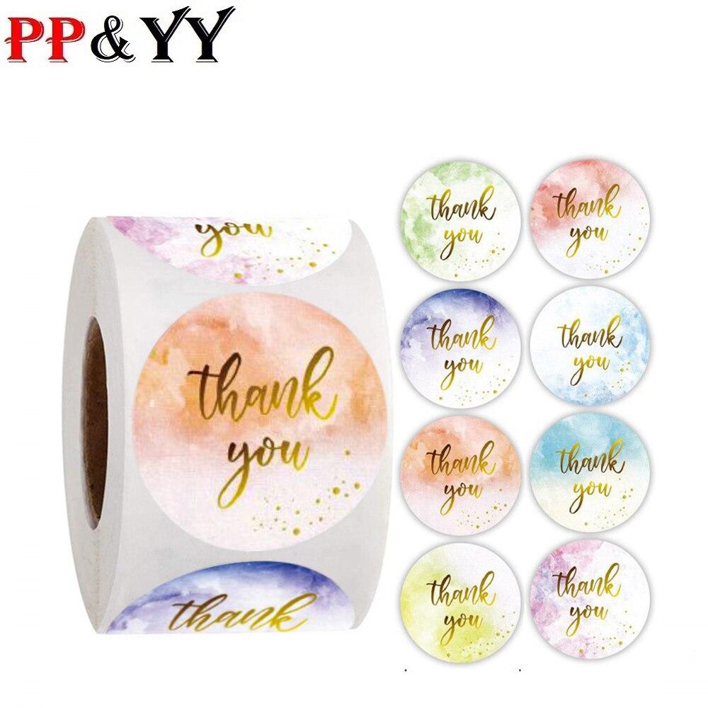 rollo-de-etiquetas-de-papel-con-sello-de-thank-you-decoracion-de-embalaje-hecha-a-mano-gracias-pegatina-50-500-uds