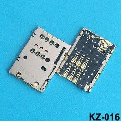 Para nokia n8 c7 t7 C2-03 2060 C2-06 módulo leitor de cartão sim slot bandeja titular soquete peça substituição alta qualidade
