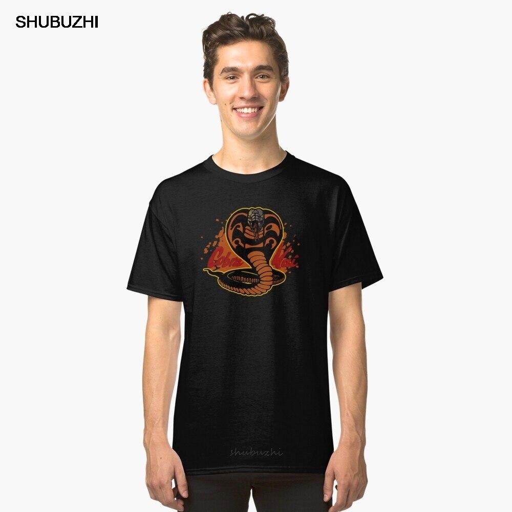 Camiseta de verano para hombre, Camiseta clásica de reptil Familiar, camiseta de marca de algodón, camiseta de moda para hombre