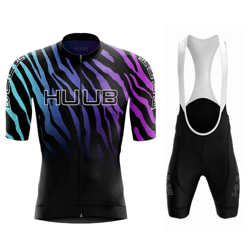 Huub camisa de ciclismo terno masculino roupas ribble weldtite mtb camisas ciclismo maillot bicicleta roupas ropa de hombre bib shorts