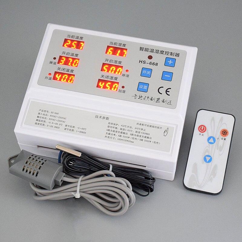 تربية أداة التحكم في درجة الحرارة التبديل قابل للتعديل درجة الحرارة والرطوبة الحضانة