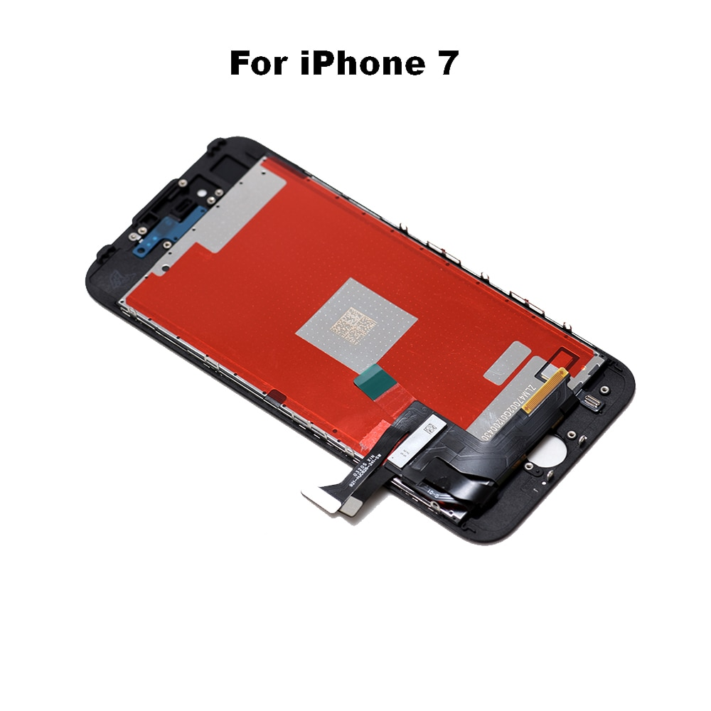 AAA+++LCD Display For iPhone 6 7 8 6S Plus Touch Screen Replacement For iPhone 5 5S SE No Dead Pixel+Tempered+TPU+Tools enlarge