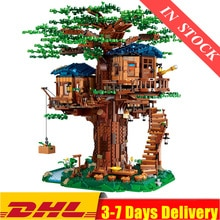 IN STOCK New Tree House 3117pcs Compatible Idea Series 21318 Building Blocks Bricks Toys Birthdays Christmas Gifts