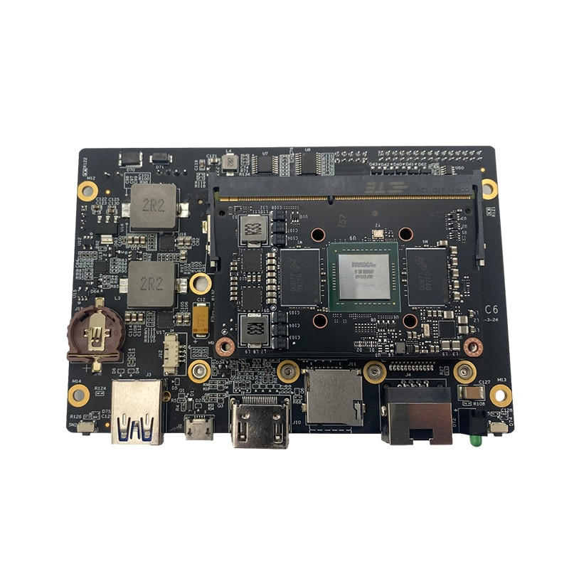 Y-C6 AI Development Board Core Programming Industry Substrate Interfaces