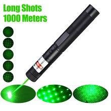 Groene Laser Pen High Power Rode Lasers Pointer Sight Krachtige Lazer Pen Jacht Laser Beam Light