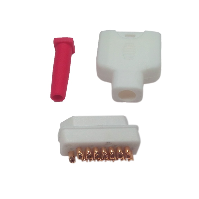 15 Pin SpO2 Connector Female Assembled for Masimo P7 P5 P6 Patient Monitor Blood Oxygen SpO2 Sensor
