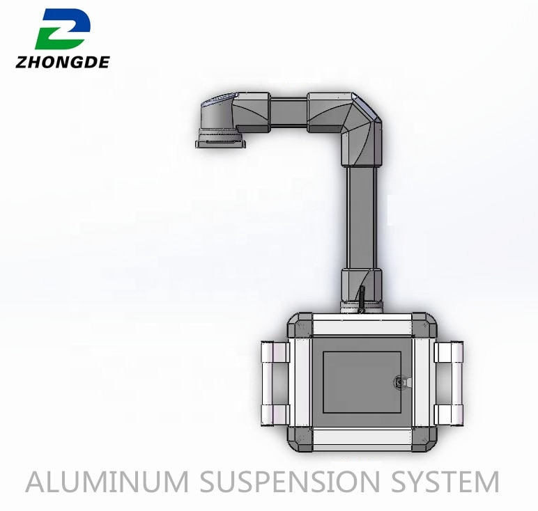 Zhongde Customizable High Quality Support Arm System for CNC Machine Tool Machinery Repair Shops Manufacturing Plant 1 YEAR enlarge