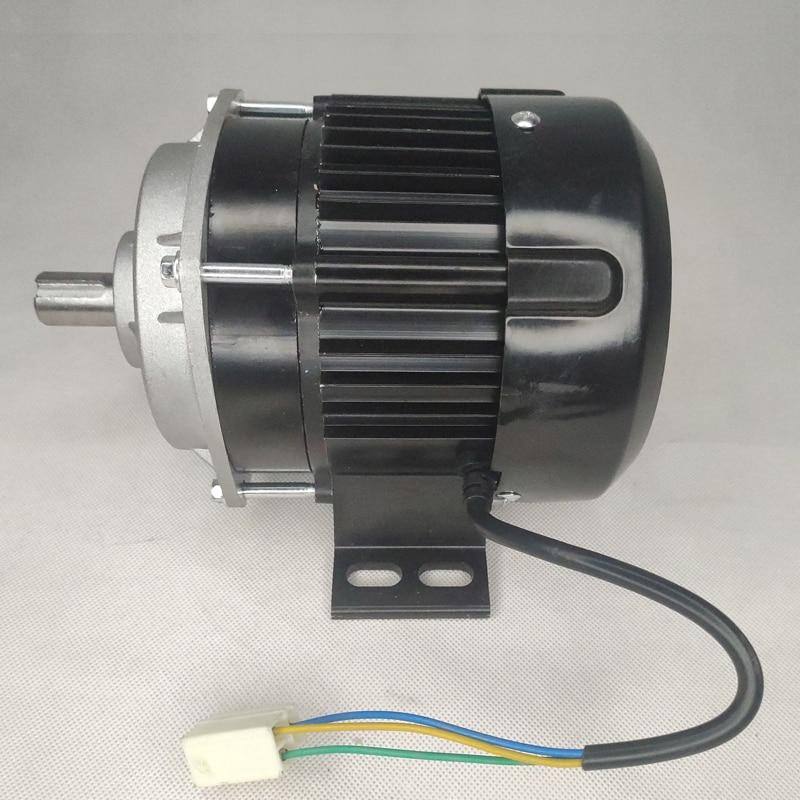 Electric spray insecticide machine dedicated closed pipe volume reduction motor 12 v48v60v220v dc ac brushless motor enlarge