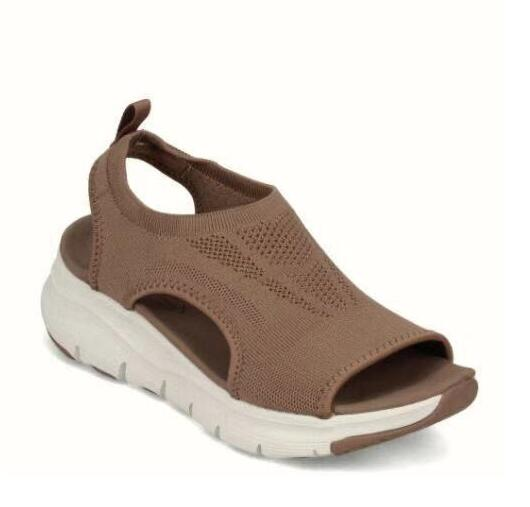 Plus Size Women's Shoes 2021 Summer Comfort Casual Sport Sandals Women Beach Wedge Sandals Women Pla