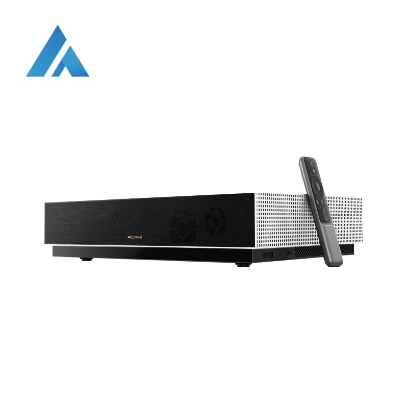 Fengmi 4K Cinema Real 4K Short Focus Laser Projector Home Theater Android Wifi Support HDR10 Decode 8 Point Keystone Correction