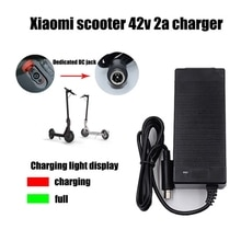 42V 2A Lowest price Electric Scooter Charger Adapter for Xiaomi Mijia M365 Ninebot Es1 Es2 Electric